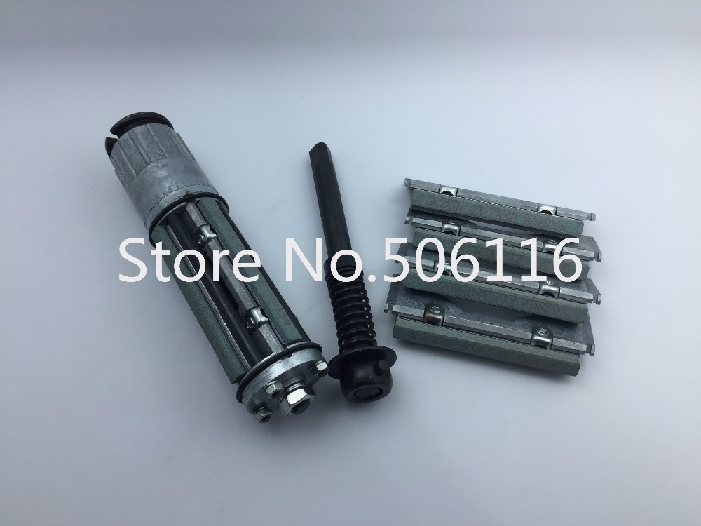 Horning Tool Deep Hole Bore Cylinder Honing Head Abrasive Tools Dual Grit Grinding Hone