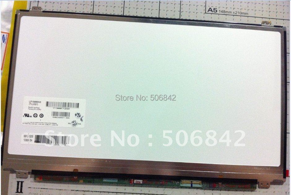 """15,"""" светодиодный экран для ноутбука LP156WH3(TL)(Q1) LP156WH3 TLQ1, 1366*768"""