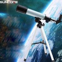 SUNCORE F36050 Astronomical Telescope High Definition With Portable Tripod Spotting Scope Children Space Observati Monocular