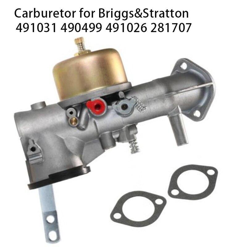 Briggs /& Stratton Vergaser 491031