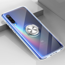 Transparent Silicone Case For Xiaomi Mi 9 SE 8 Mi9 Mi8 Anti-