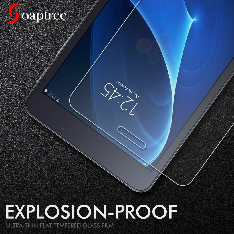 Full Covers 9H Tempered Glass For <font><b>Samsung</b></font> <font><b>Galaxy</b></font> <font><b>Tab</b></font> <font><b>A</b></font> <font><b>7.0</b></font> 2016 a6 T280 T285 <font><b>7.0</b></font> inch <font><b>Screen</b></font> <font><b>Protector</b></font> Protective Film image