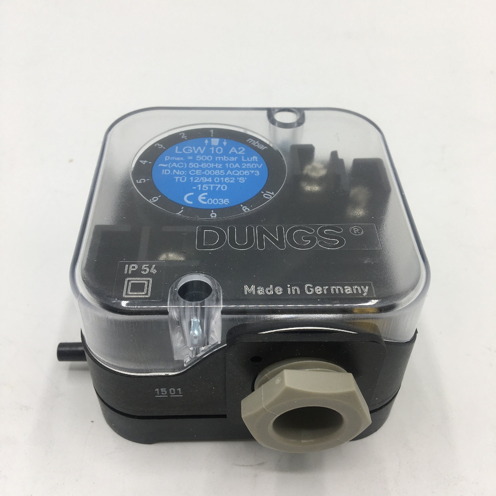 New Arrival Original Dungs Air Pressure Switch LGW10A2 For Burner New new arrival iron