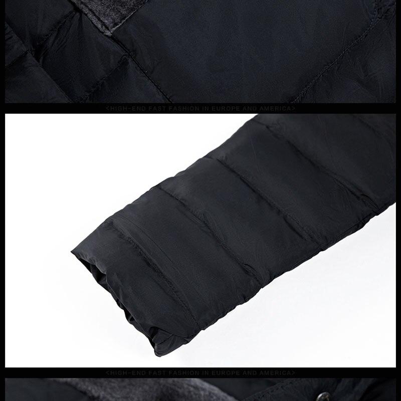 Bas Mi De Femelle Couvert armygreen Dames Gamme Grande 2018 Chaud Haut Le Femmes D'hiver Black Survêtement gray Bouton Unie Veste long Pardessus Vers Couleur Taille Ll673 RTvZt