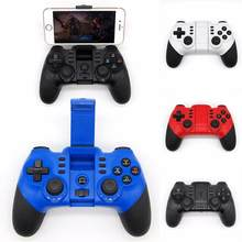EastVita juego inalámbrico controlador para iPhone teléfono Android Tablet PC Bluetooth juegos joystick de control Gamepad Joypad(China)