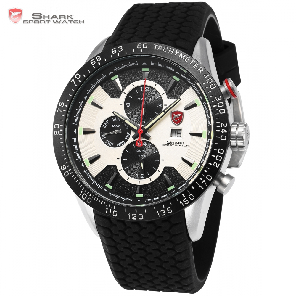 blacktip shark sport black white 3d date