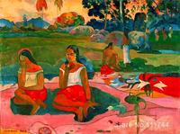 Fine art modern Miraculous Source by Paul Gauguin paintings Hand painted High quality