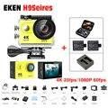 ЭКЕН H9R Wi-Fi камера Действий 2.0 Пульт Дистанционного Управления LCD Ultra HD 4 К видео 1080 P/60fps перейти водонепроницаемый pro действий камеры hd Спорт DV