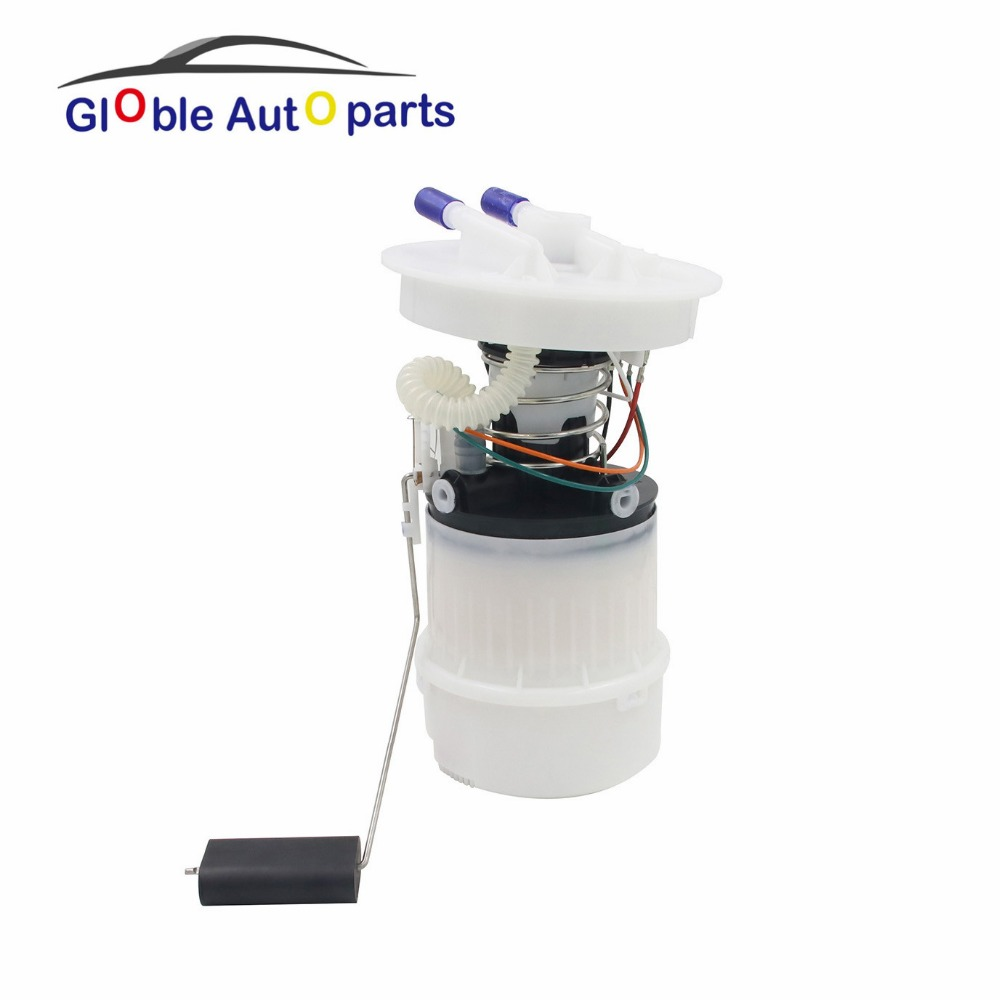 12V Electric Intank Fuel Pump Module Assembly For Ford C-Max Focus C-Max Focus II For Mazda 3 0986580951 Z605-13-35XG fuel pump module assembly for fitford mondeo iv turnier s max 2 0l 2 3l l4 6g91 9h307 af 2006 2010