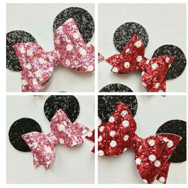 Thumblina Cat Ears Princess Hairgrips Glitter Hair Bows With Clip Dance Party Bow Hair Clip Girls Hairpin Hair Accessories