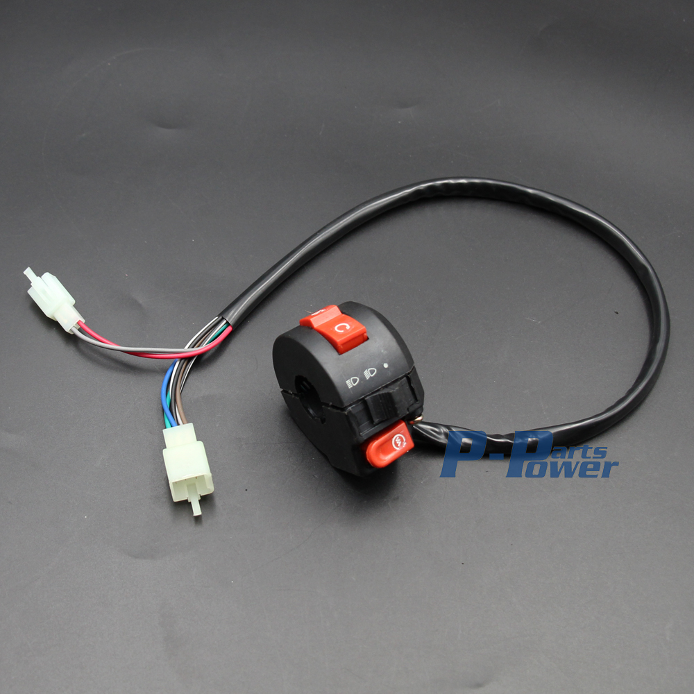 Wiring Harness Loom Solenoid Coil Rectifier Cdi Kill Switch 50cc How To Wire A On Atv 70cc 90cc 110cc 125cc Quad Bike Buggy Gokart New In Motorbike Ingition From Automobiles