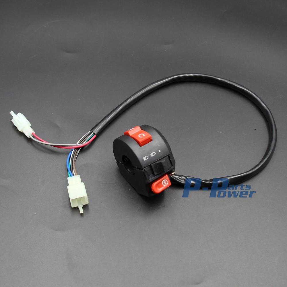 wiring harness loom solenoid coil rectifier cdi kill switch 50cc 70cc 90cc 110cc 125cc atv quad bike buggy gokart new in motorbike ingition from automobiles  [ 1000 x 1000 Pixel ]