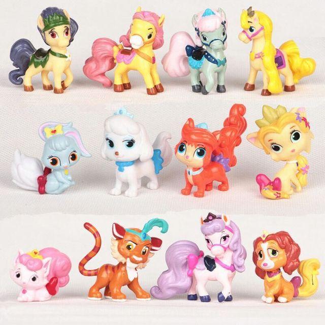 HOT! The Princess Pet Palace Pets Rapunael's Blondie Snow