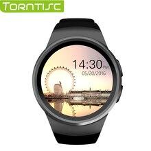 Trontisc Kw18 Bluetooth Smart Watch SmartWatch Telefon unterstützung SIM TF Karte Fitness armbanduhr für IOS und Android