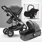 Baby Stroller 3 in 1...