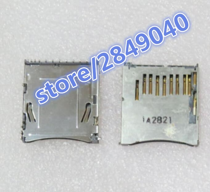 SD Carte Mémoire Support de Logement Pour Nikon D90 D3100 D5000 D5100 D7000 REFLEX Numérique Camera Repair Partie