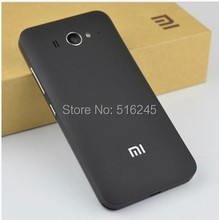Original Xiaomi Mi2S M2S frosted battery back cover xiaomi2s back cover Xiaomi Mi2 Case free shoping