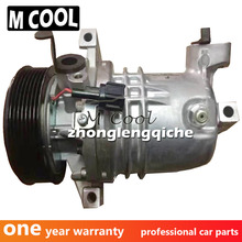 CR10 Air Conditioning Compressor For Nissan Evalia NV200 AC 92600CJ75D 92600-CJ75D