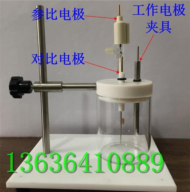 Elektrode stand eenvoudige elektrode houder elektrolytische cel