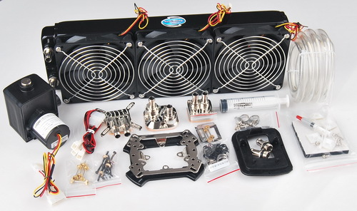 Вентиляторы и охлаждение из Китая