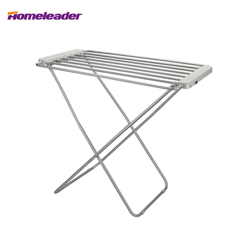 Homeleader Electric Towel Holder Bathroom Accessories Heated Towel Rack Stainless Steel Towel Warmer TW-08