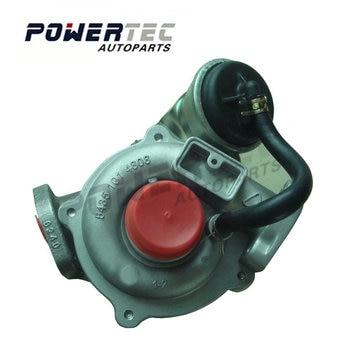 Para Fiat Fiorino III Idea Doblo Panda Punto II Qubo 1.3 51Kw 69HP 16 V Multijet JTD-TURBO completo turbolader turbina 54359710005