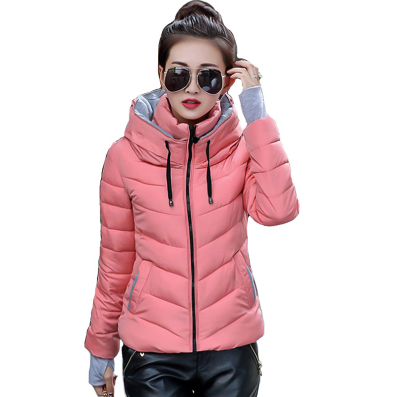 Winter Jackets Women Coat   Parka   Femme Fashion New Casual Harajuku Woman Clothes Chaqueta Mujer   Parkas   Outwear   Parkas   Mujer 2018