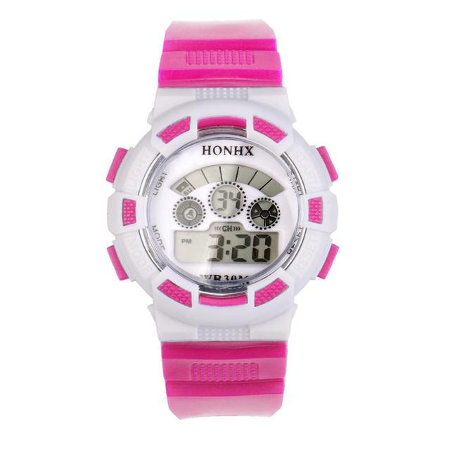 Relogio Masculino Wrist Watches Dropshipping Gift Fashion Boy Girl Child Kid Spo