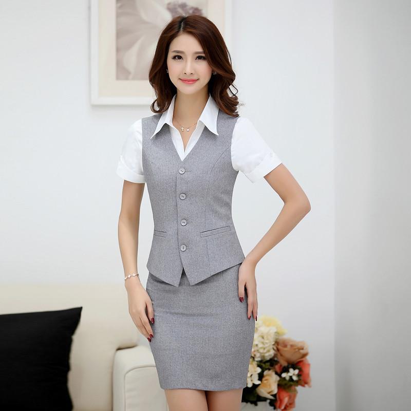 2016-New-fashion-work-wear-women-s-clothing-vest-skirt-suits-office-uniforms-female-plus-size (1)