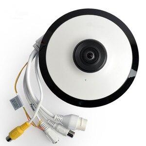 Image 2 - Dahua IPC EW4431 ASW Panorama 180 Graden Ingebouwde Microfoon & Sd Card Slot & Audio En Alarm Interface Poe Wifi 4MP Fisheye Camera