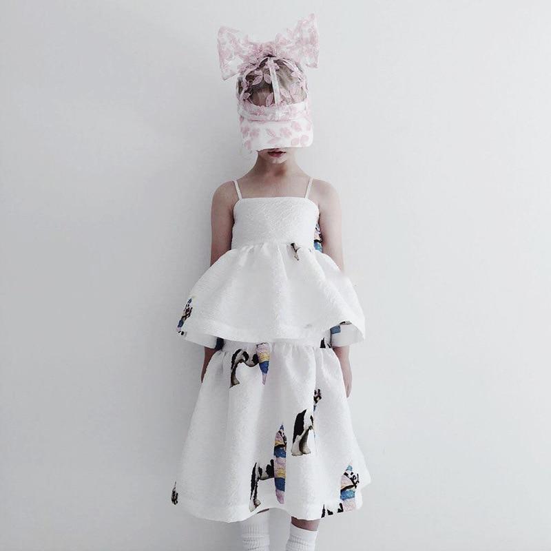 2019 Caroline Bosmans girls dresses princess  kids dresses for girls toddler dress unicorn party ins2019 Caroline Bosmans girls dresses princess  kids dresses for girls toddler dress unicorn party ins