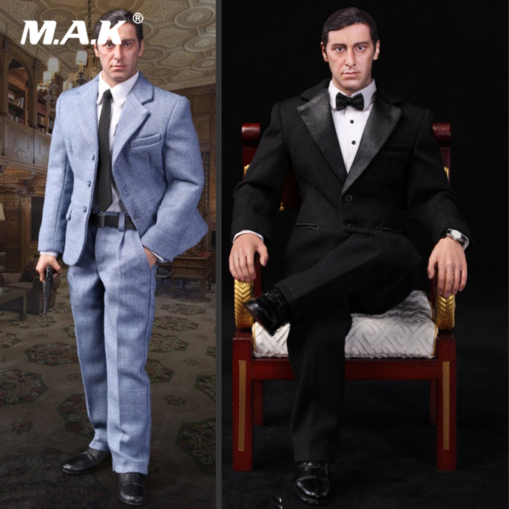 DID 1//6 Chicago 3 Godfather Deluxe Edition T80128S Action Figure Doll Collection