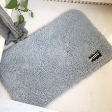 Bathroom Carpets Absorbent Non-slip Floor Mat Soft Thicken Plush Shower Mat Bath Bathroom Floor Foam Rug Bedroom bedside mat bathroom carpets absorbent non slip floor mat soft thicken plush shower mat bath bathroom floor foam rug bedroom bedside mat