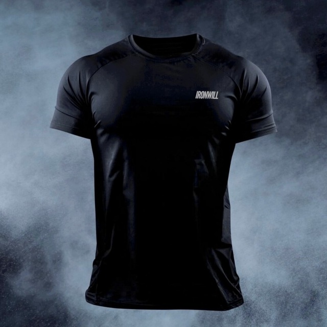 New Men Compression T-shirt Jogger Sporting Skinny Tee Shirt Male Gyms Fitness Bodybuilding Workout Black Tops Clothing