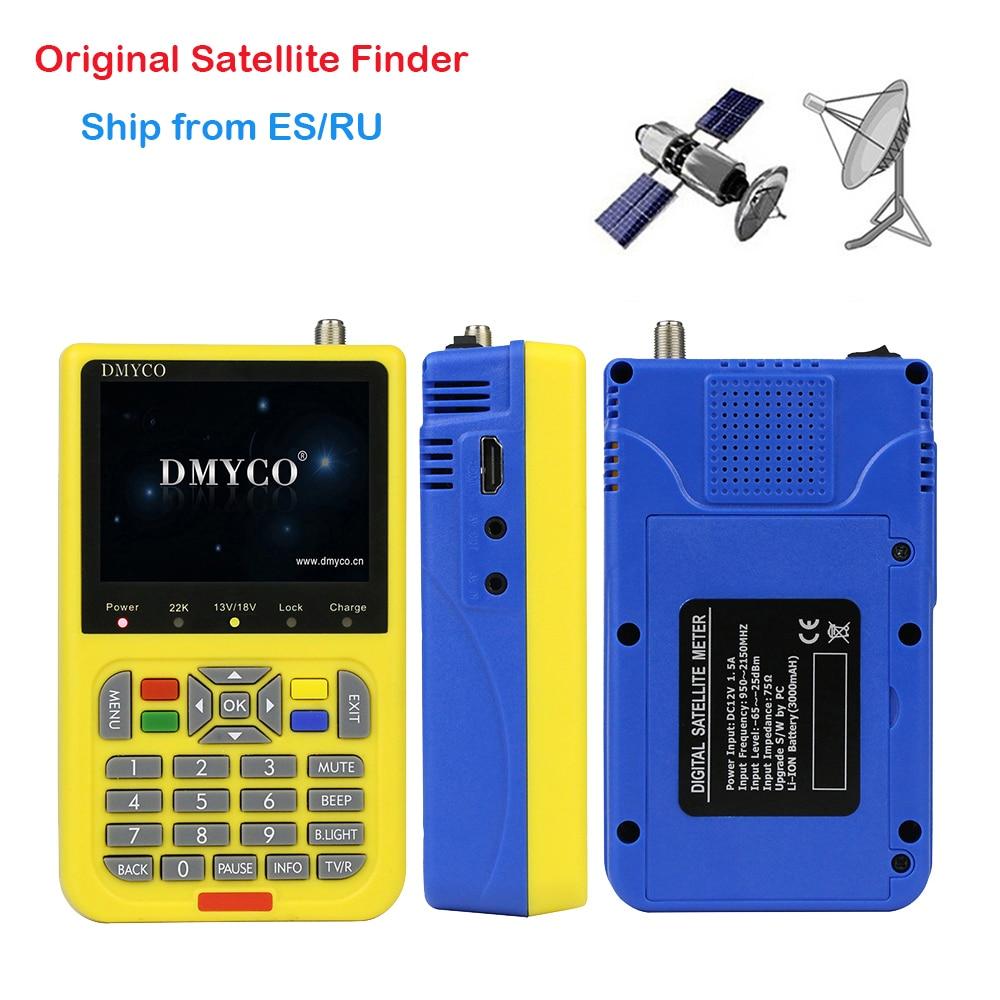 US $53 99 30% OFF|Best quality Sat Finder digital satellite Finder HD DVB  S2 High Definition 3 5