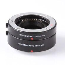 FOTGA Макро AF Автофокус Удлинитель кольцо Переходники объективов DG для Four Thirds M43 Micro 4/3 Камера
