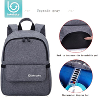 lekebaby Breast Milk infant Baby Bottle insulation thermal bag thermo bag backpack for baby bottles food baby food storage