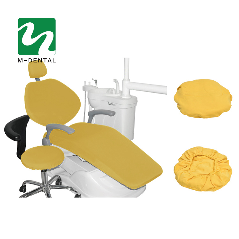 4 шт./компл. высокие эластичные Зубные Блок Чехлы стоматологическое кресло сиденья Защитный чехол Комплект сиденье протектор комплект
