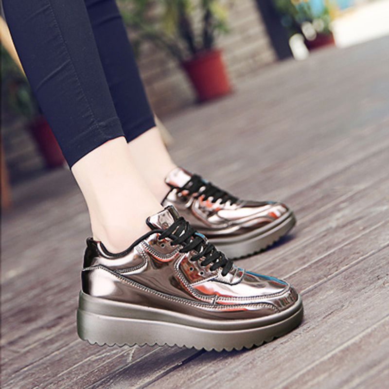 Platform Shoes Sneakers - Shoes For Yourstyles
