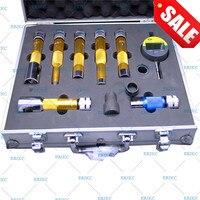 Erikc инжектор прокладок Лифт измерительный прибор e1024007 форсунки common rail шайба пространство тестирование Инструменты Наборы для ухода за коже