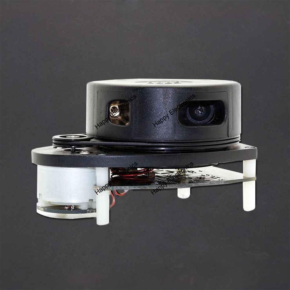 RPLIDAR 360 градусов лазерный сканер дальномер Development Kit A1M8 обновление, 5 Гц 6 м Диапазон для отображения локализации объекта/моделирования