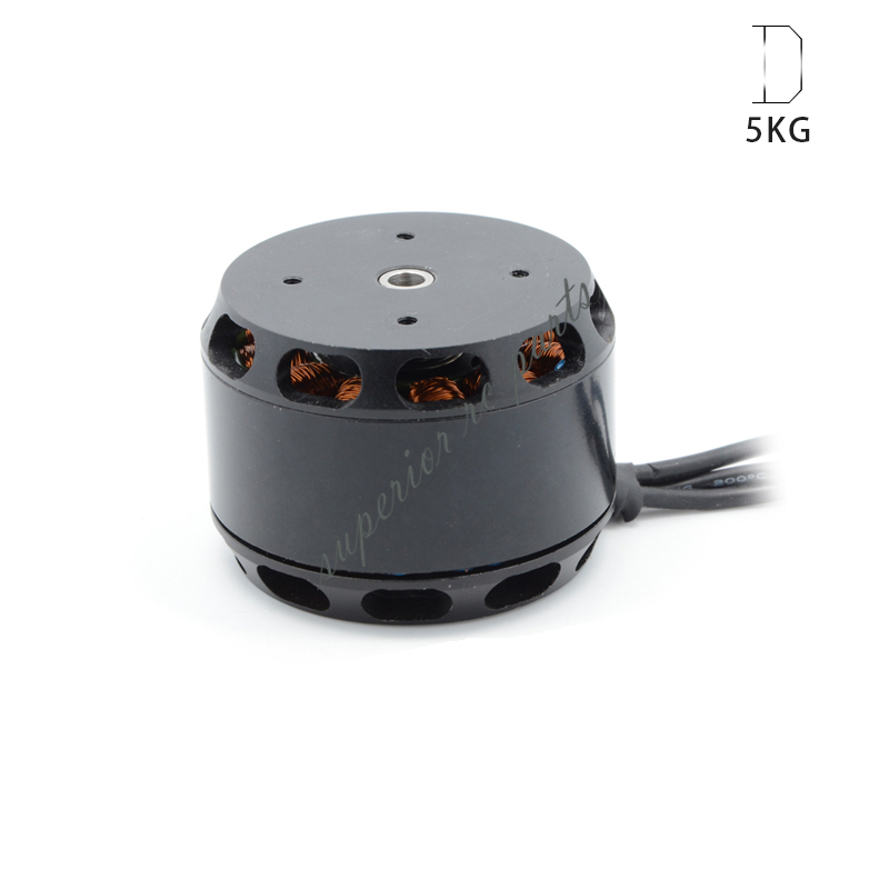 5020 Brushless Motor 280kv 5 Department for 6-Axis Folding Hexacopter FPV Agricultural Plant Protection UAV 8320 brushless motor multirotor engine 10 15kg agriculture uav drone motor for agricultural quadcopter hexacopter and octocopter
