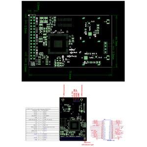 Image 5 - Un mini enrutador inalámbrico de doble banda 5,8G 2,4G router wifi módulo Open WRT ar9344 ateros módulo wi fi núcleo módulo