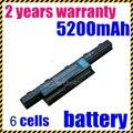 Jigu 7750g batería para acer aspire 4741 5551 5552 5551g 5560 5560G 5733 5733Z 5741G AS10D51 AS10D31 AS10D71 AS10D61 AS10D75 5750