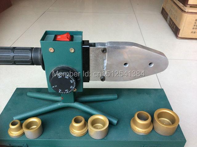 Svařovací stroj s plastickou hmotou, svářečka plastů AC 220V - Svářecí technika - Fotografie 6