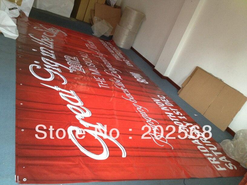 Online Get Cheap Vinyl Banner Grommets Aliexpresscom Alibaba Group - Vinyl banners with grommets