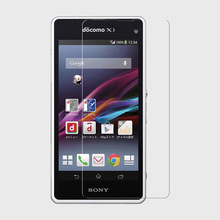Newest Back +Front Premium Tempered Glass 9H 0.3mm Explosion-Proof Film Screen Protector for Sony Z4 E6553 E6533 Guard