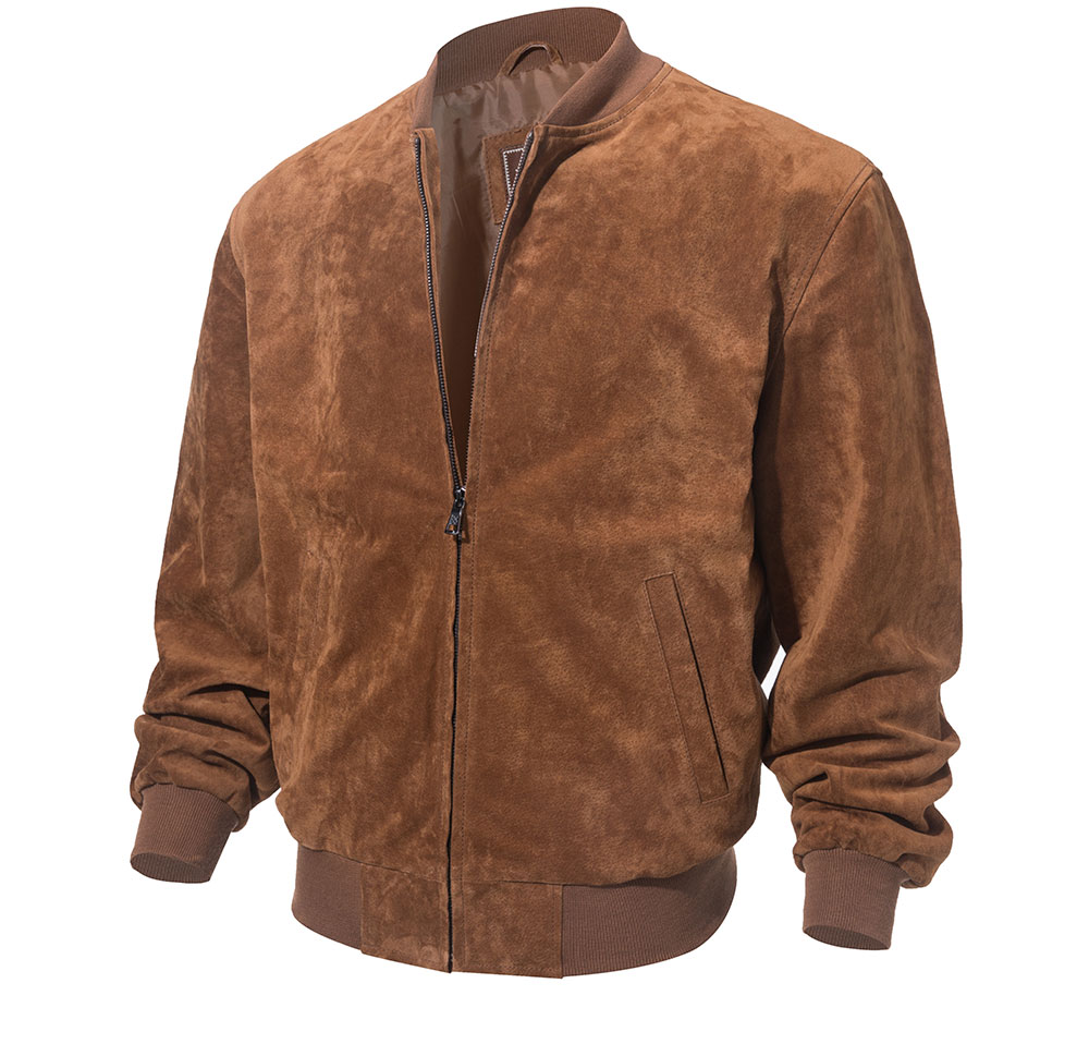HTB1WmYbdjfguuRjSspaq6yXVXXaI FLAVOR Men Classic Real Pigskin Coat Genuine Baseball Bomber Leather Jacket