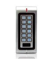 Для двух дверей Водонепроницаемая клавиатура и RFID считыватель контроля доступа