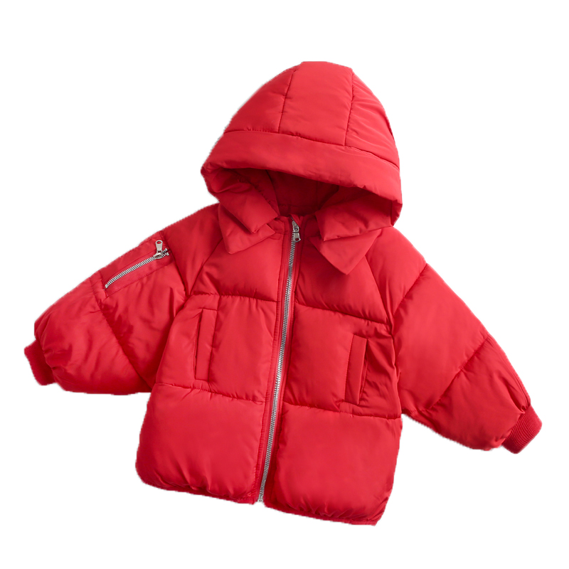 2018 boys girls kids Children white duck down jacket coat parka winter Thick warm Casual jackets Hooded coats outerwear B8 купить в Москве 2019
